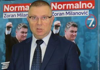"""Tomislav Zrinski:""""imamo predsjednika kakvog Hrvatska zaslužuje""""!"""