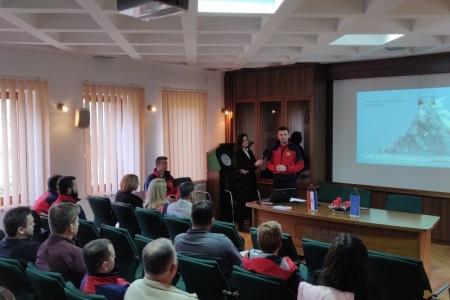 HGSS predstavio Sigurnu kartu srednjeg Velebita