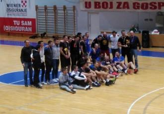 Drink team osvojili Zimsku košarkašku ligu Gospić!!!