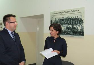U Gospiću izložba o dugoj tradiciji obrazovanja učitelja u Čakovcu