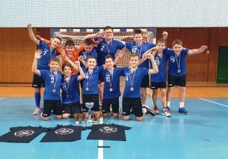 Sjajni gospićki rukometaši na Trsatu, Luka Borovac, Mateo Jergović i Vito Maras uvršteni u najbolju sedmorku turnira!!!