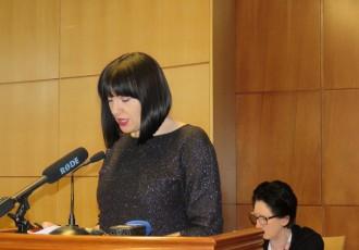 """Zamjenica gradonačelnika Kristina Prša: """"budimo složni i trudimo se zajedništvom i pridržavanjem mjera prevladati ovu situaciju""""!"""