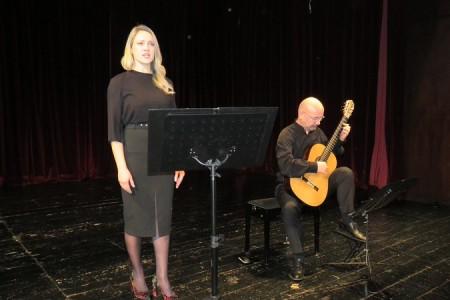 Ivana Rukavina i Tvrtko Sarić pokazali svu moć i raskoš glazbenog izričaja