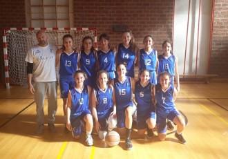 Mlade gospićke košarkašice uvjerljive u ličkom derbiju!