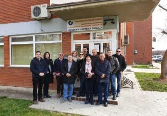 Gospićki obrtnici u Slavoniji
