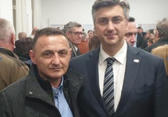Joso Živković, odvažno do pobjede u gospićkom HDZ-u