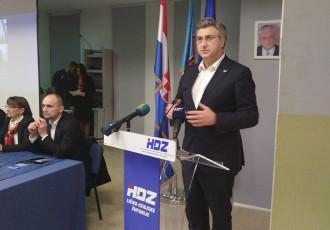 """Andrej Plenković:""""koristit ćemo svaku priliku kako bi pomogli razvoj Like""""!"""