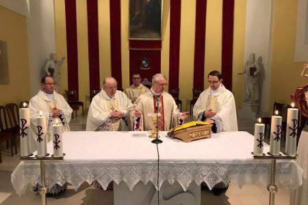 Vazmeno bdijenje u gospićkoj katedrali
