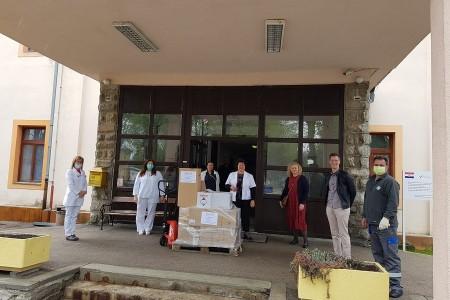 BRAVO: gospićki i zagrebački rotarijanci donirali medicinske ustanove u Ličko-senjskoj županiji