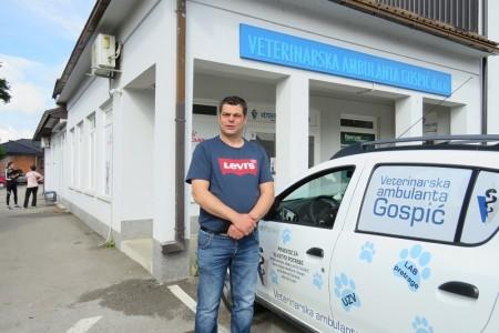 Veterinarska ambulanta Gospić sada je regionalni centar za brigu o zdravlju  kućnih ljubimaca