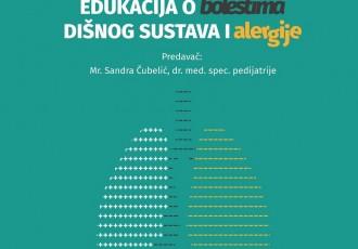 Večeras u KIC-u Gospić edukacija o alergijama i bolesti dišnog sustava