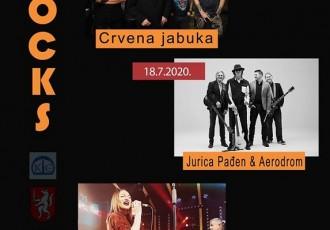 NE PROPUSTITE: ove godine na GROCKS-u nastupaju Crvena jabuka, Jurica Pađen i Aerodrom i Teška industrija!