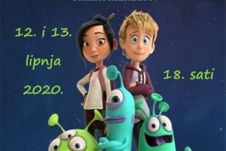 U kinu Korzo 12.i 13.lipnja u 18 sati pogledajte animirani film Luis i društvo iz svemira