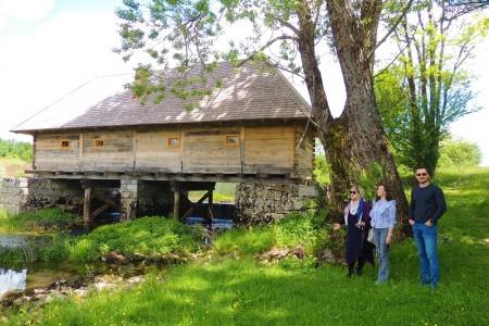 POHVALNO: Grad Gospić vlastitim sredstvima i sredstvima Ministarstva kulture obnovio stari mlin Kašikar u Ribniku