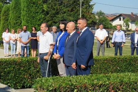 Povodom dana grada odana počast hrvatskim braniteljima koji su za grad i Domovinu dali najvažnije,svoje živote