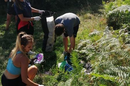 Bliži se kraju međunarodni volonterski kamp u Velikom Žitniku