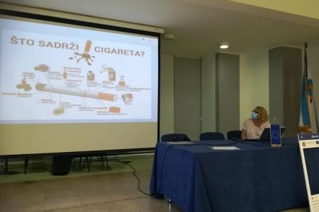 Svakih šest sekundi u svijetu umre jedna osoba od posljedica pušenja cigareta