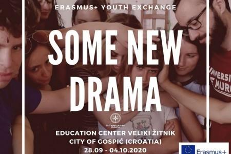 """Počinje još jedna razmjena mladih u Velikom Žitniku! – """"Some New Drama"""""""