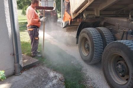 Modernizacija cesta u Lovincu