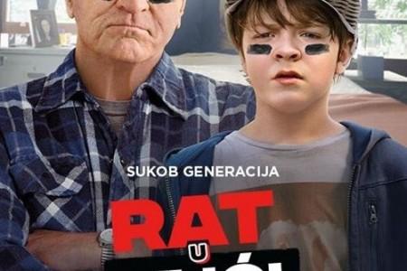 """NE PROPUSTITE: u kinu Korzo ovaj vikend komedija """"Rat u kući""""!"""