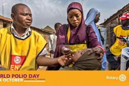 24.10.Svjetski dan borbe protiv dječje paralize