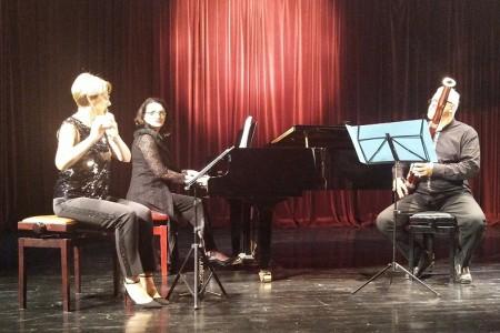 TUŽNO: odlični trio Jongen u Gospiću nastupio pred TRI gledateljice