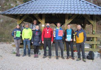 "Paragliding Hike&Fly utrka ""Baške Oštarije – Ljubičko brdo 2020"""
