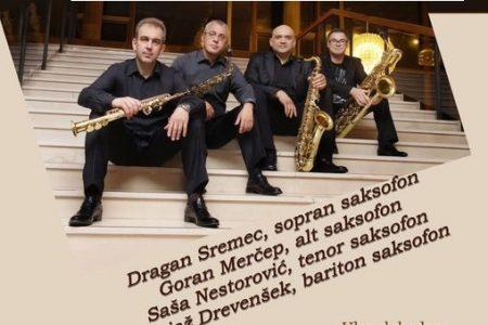 Zbog samoizolacije jednog člana kvarteta odgođen večerašnji koncert