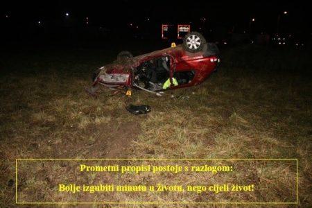 Proveden očevid, poduzimaju se i druge dokazne radnje: Tri muškaraca smrtno stradala u prometnoj nesreći