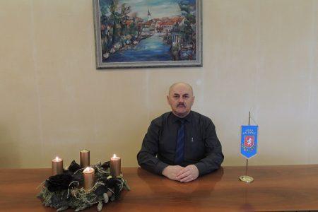 Blagdanska čestitka gradonačelnika Karla Starčevića