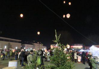 Sudjelujte u akciji grada Gospića 1,500 lampiona iznad Gospića