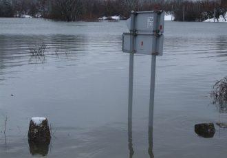 Poziv Kosinjanima na strpljenje i razumijevanje za vrijeme porasta vodostaja