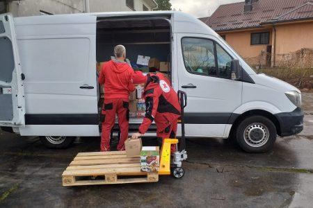 HUMANO: Gospićki Crveni križ aktivan i na Novu godinu!