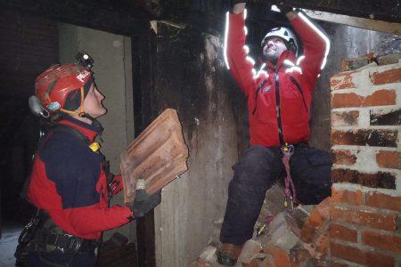 Gospićki gorski spašavatelji aktivni na potresom pogođenim područjima
