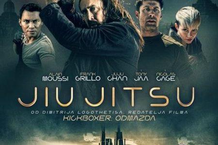 U kinu Korzo u petak i subotu pogledajte film Jiu jitsu