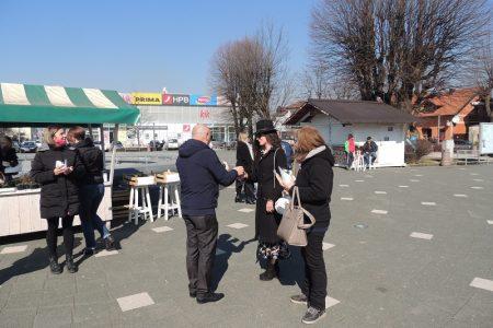 Grad Gospić obilježio Međunarodni dan žena