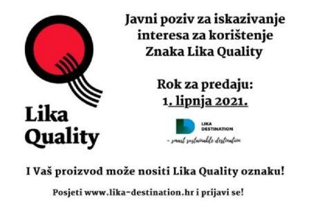 Online radionica za prijavu u Lika Quality sustav
