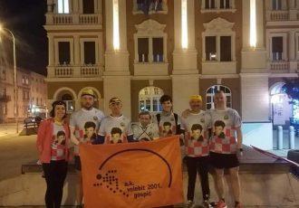 Članovi AK Velebit 2001. uspješno i časno  odradili su memorijalni ultramaraton u spomen na Josipa Jovića