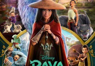 """U kinu Korzo ovaj vikend pogledajte animirani film """"Raya i posljednji zmaj"""""""