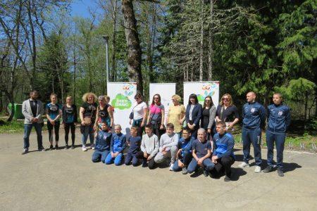 Zamjenica gradonačelnika Kristina Prša otvorila novo dječje igralište u parku Jasikovac
