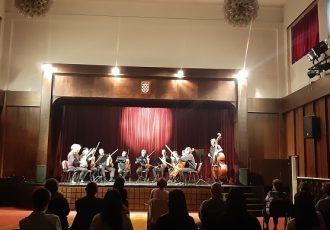 Zagrebački solisti gostovali u Gospiću