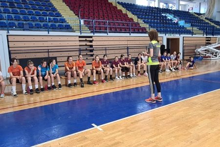 Održan ljetni košarkaški kamp ŽKK Gospić