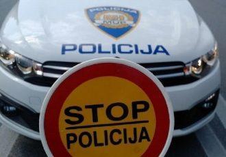 Policija poziva građane da dostave prijedloge lokacija za provedbu pojačanog nadzora sudionika u prometu pod utjecajem alkohola i droga