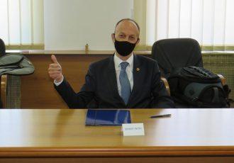 Ernest Petry  službeno preuzeo dužnost župana