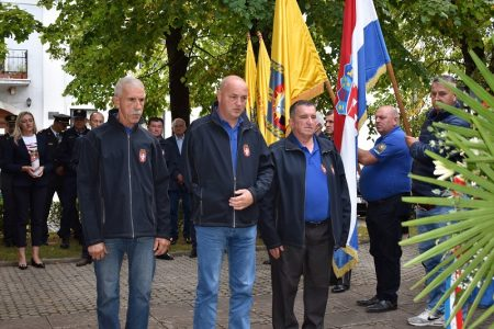 Prije 30 godina postrojene su prethodnice 118.brigade Zbora narodne garde HV-a