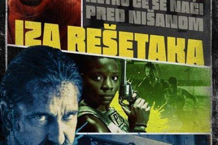 """U petak 17.rujna u 20 sati u kinu Korzo pogledajte filmski hit """"Iza rešetaka"""""""