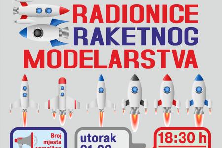 Dani tehničke kulture: Radionice raketnog modelarstva