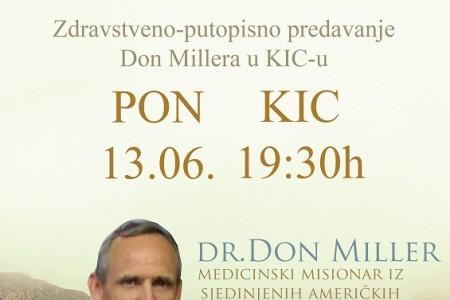 U KIC-u o medicinskom misionarstvu