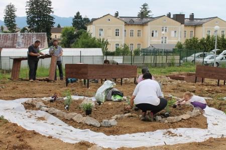 Od neplodne parcele do urbanog vrta