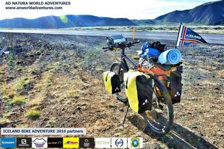 Biciklom po Islandu za Pčelice